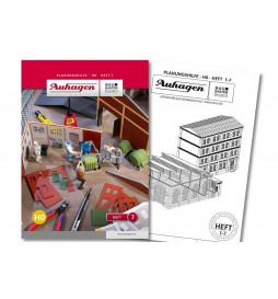 Auhagen 80007 - Asystent projektowania BKS - zeszyt 7