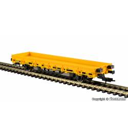 Viessmann 2315 - H0 Wagon platforma (żółta) z napędem