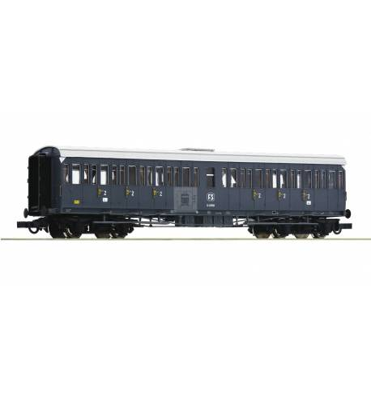 Roco 64984 - Wagon pasażerski 2 kl FS