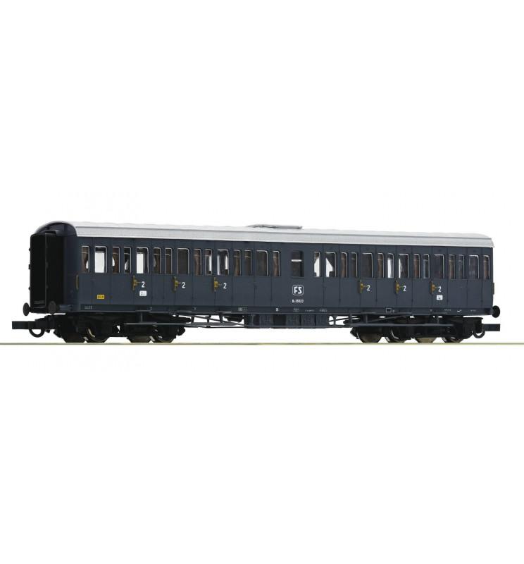 Roco 64983 - Wagon pasażerski 2 kl FS