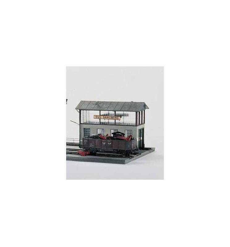 Piko 61101 - Warsztaty naprawy taboru kolejowego