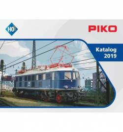 Piko 99509D - Katalog PIKO 2019 (pełna wersja) J. Niemiecki