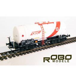 Robo 13055011 - Wagon cysterna Zaes (406Ra) PKP, ep. V, DEC/CPN