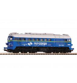 Piko 52812 - Spalinowóz ST44 PKP Cargo DCC ZIMO Sound+E1+UPS