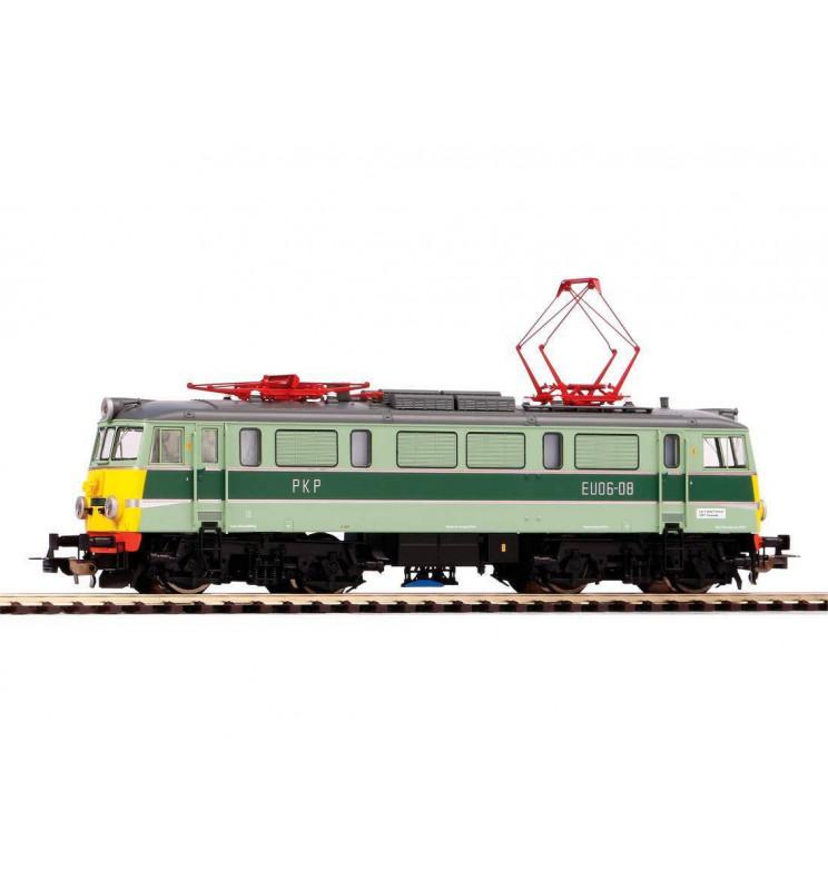 Piko 96377 - Elektrowóz EU06-08 PKP DCC ESU LokSound+E1+UPS