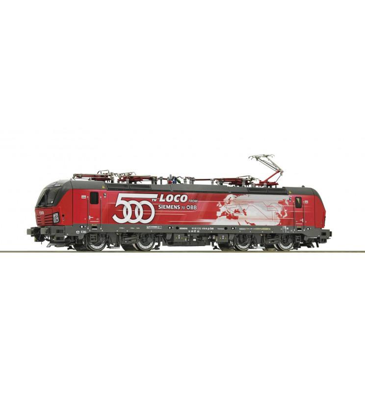 Roco 73908 - Lokomotywa elektryczna 1293 018-6 OBB, DCC z dźwiękiem