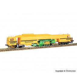 Viessmann 2696 - H0 Podbijarka torowa Plasser & Theurer 09-3X Stopfexpress, DCC z napędem, dźwiękiem i oświetleniem, wersja AC