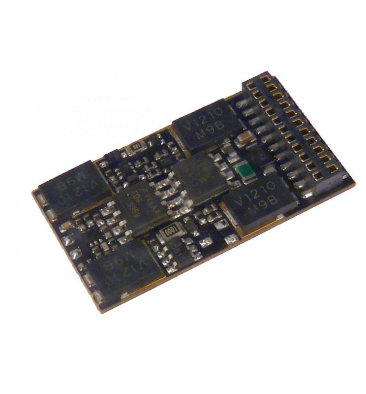 Dekoder jazdy i oświetlenia Zimo MX636D DCC 21-pin MTC