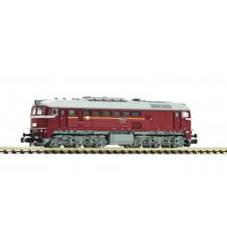 Fleischmann 725279 - Lokomotywa spalinowa BR 120 DR, skala N
