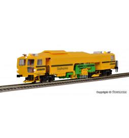 Viessmann 2691 - H0 Podbijarka torowa Plasser & Theurer 09-3X Stopfexpress, DCC z napędem, dźwiękiem i oświetleniem