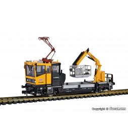 Viessmann 2618 - H0 Drezyna ROBEL 54.22 DCC z napędem, oświetleniem i dźwiękiem