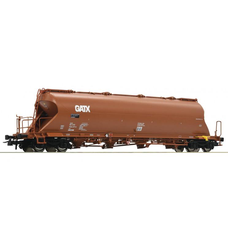 Roco 76705 - Dust silo wagon GATX