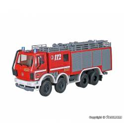 Viessmann 1125 - H0 Wóz strażacki z trzema błyskającymi niebieskimi światłami