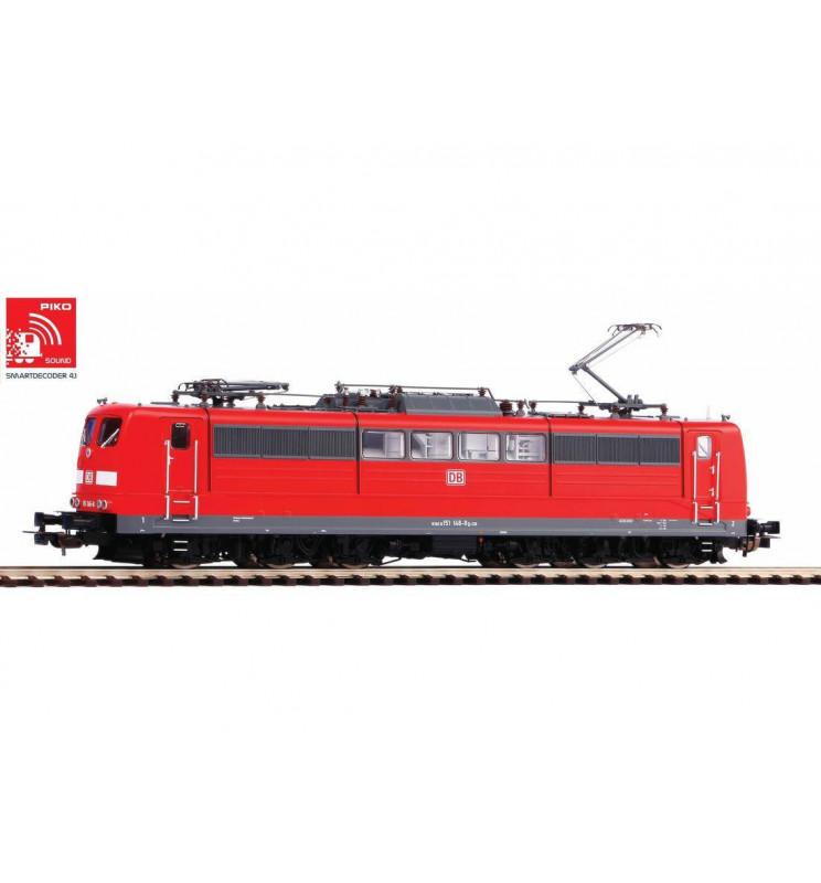 Piko 51308 - Elektrowóz BR 151 DB, DCC z dźwiękiem
