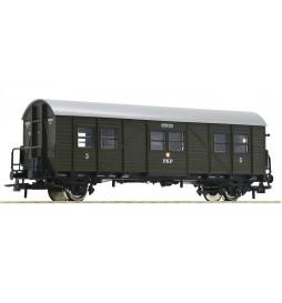 Roco 74417 - Wagon osobowy Bti PKP (przebudowany z towarowego)