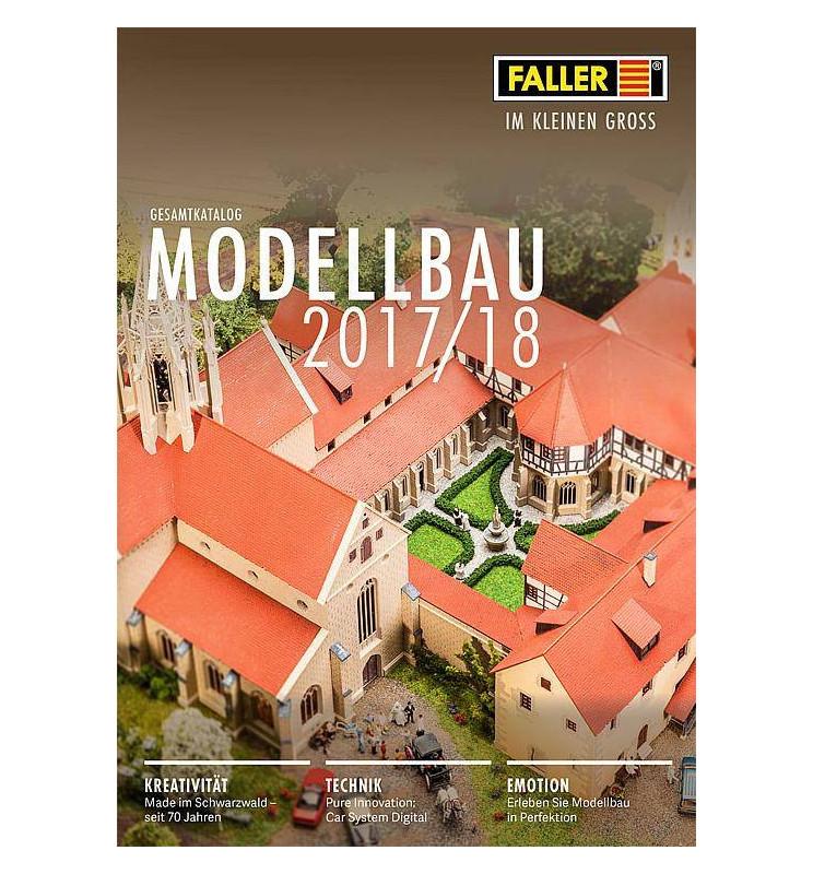 Faller Katalog 2017/2018, angielski - Faller 190906GB