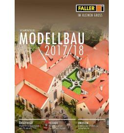 Faller Katalog 2017/2018, niemiecki - Faller 190906