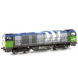 Mehano 58703 - Lokomotywa spalinowa Vossloh G2000
