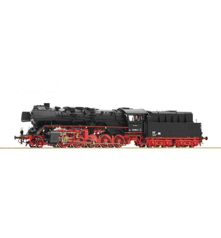 Roco 72245 - Lokomotywa parowa BR 50.50 DR, DCC z dźwiękiem