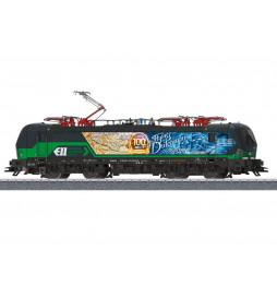 "Trix 22874 - Elektrowóz Vectron BR193 ""Flying Dutchman"" LTE/ELL, DCC z dźwiękiem"