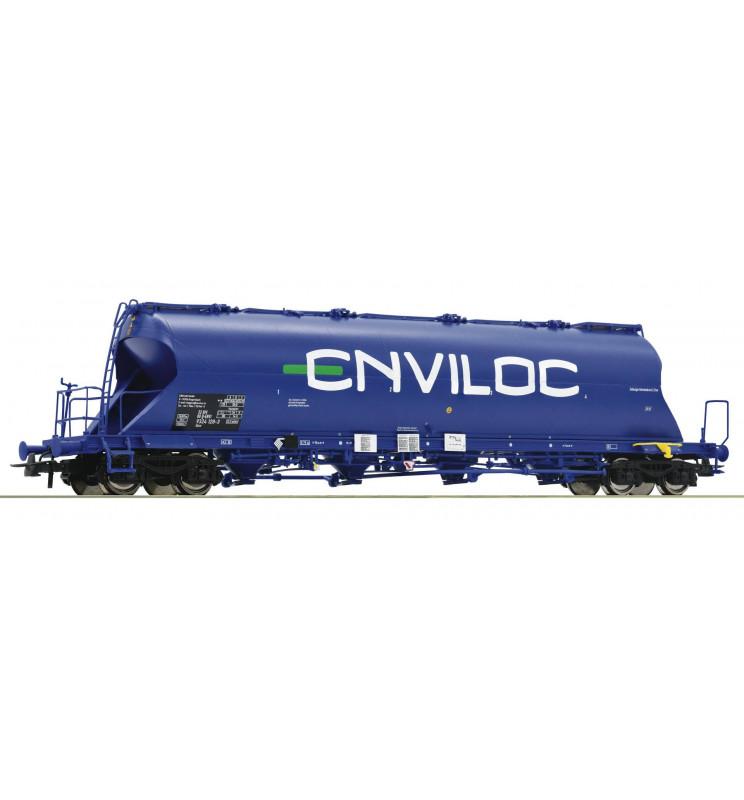 Roco 76706 - Wagon silos do materiałów sypkich ERMD