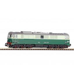 Piko 52860Z - Lok. spalinowa SU46-039 PKP, DCC ZIMO+E1+UPS
