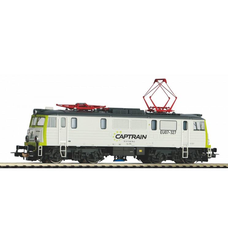 Piko 96376 - Lok EU07-323 PKP IC DCC ESU LP4+UPS+E1