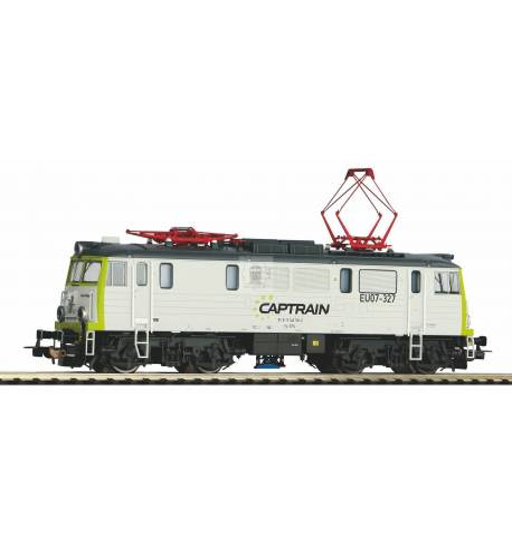 Piko 96376 Lok EU07-327 Captrain PikoSound+UPS
