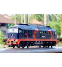 Piko 52772 - Lokomotywa spalinowa BR 232 Cargounit, ep.VI