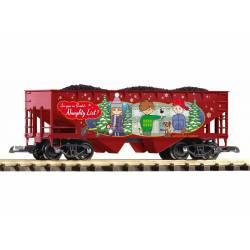 Piko 38899 - G-Hopper Car Naughty List Lump of Coal Hopper