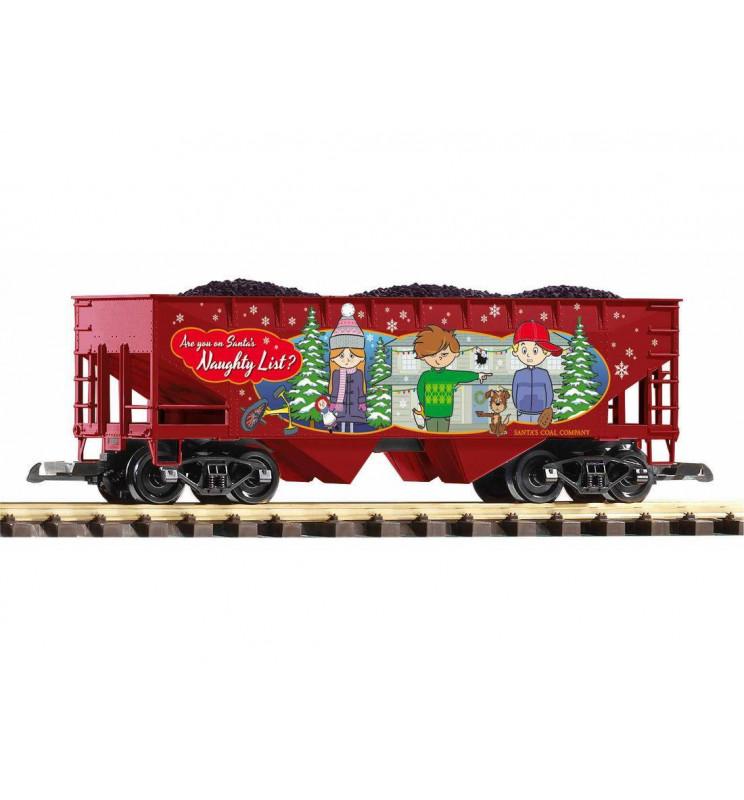 Piko 38899 - Wagon samowyładowczy Naughty List Lump of Coal Hopper