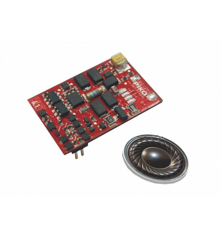 Piko 56458 - PIKO SmartDecoder 4.1 dźwiękowy do elektrowozów BR 243/143/112