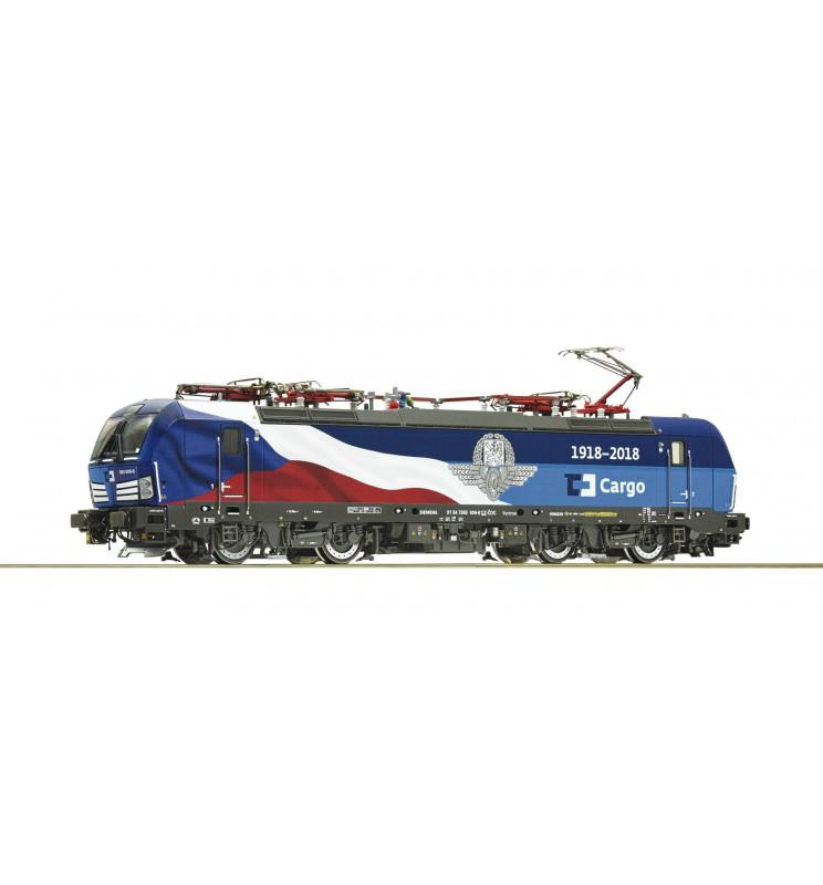 Roco 73945 - Elektrowóz Vectron 383 009-8 CD Cargo