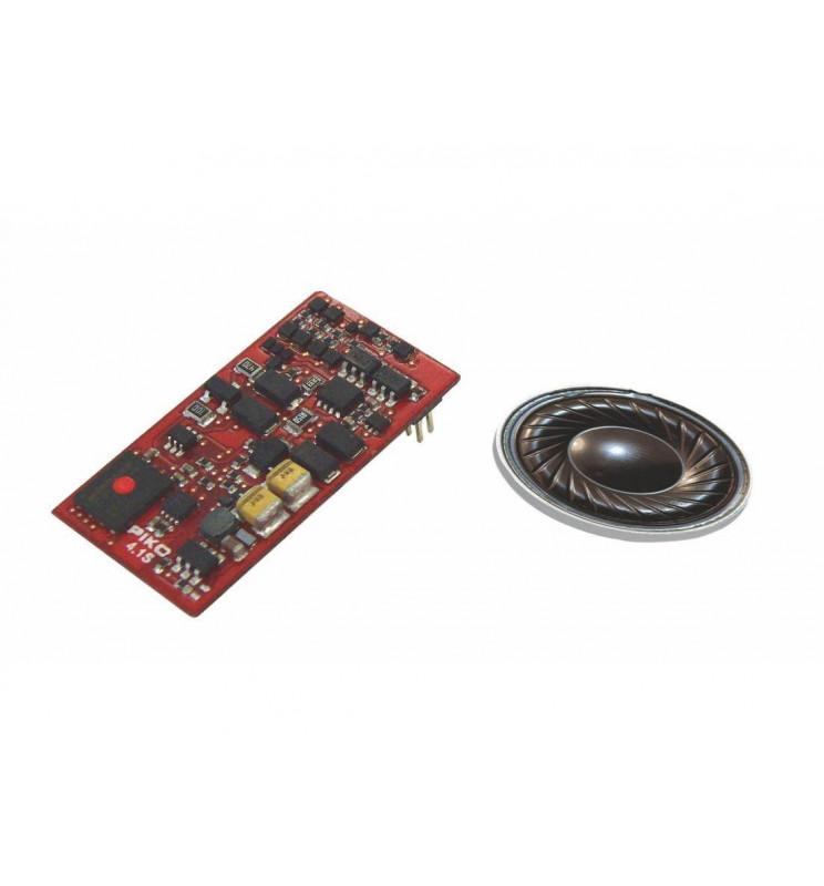 Piko 46445 - TT-PIKO SmartDecoder 4.1 Sound E-Loco Vectron BR 193