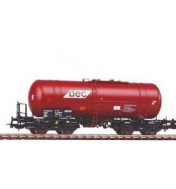 Piko 58361A - Wagon cysterna Zas (406R) DEC PKP, ep V