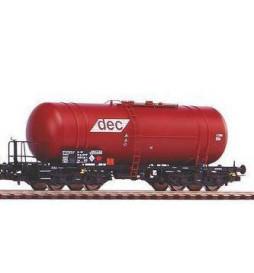 Piko 58361C - Wagon cysterna Zas (406R) DEC PKP, ep VI