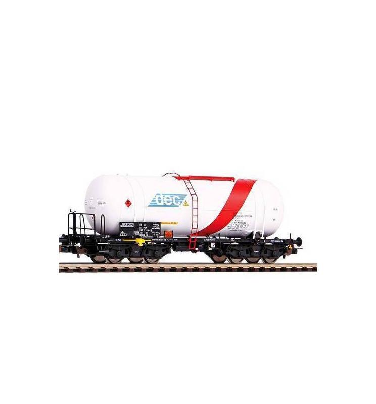 Piko 58370B - Wagon cysterna Zas (406R) DEC PKP, ep V