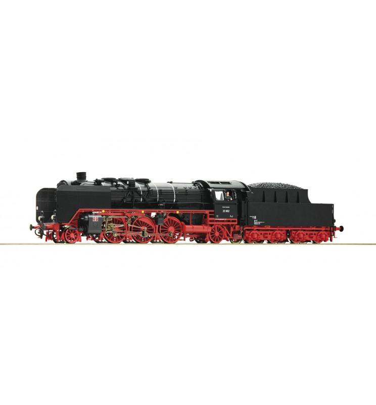 Roco 73018 - Parowóz BR23, 23 002 DB, ep. III