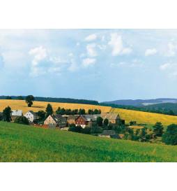 Auhagen 42508 - Tło do makiety Wolkenstein 330cm