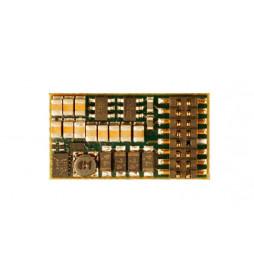 D&H SD16A-2 - Dekoder jazdy i dźwięku DCC/SX/MM NEM652 8-pin
