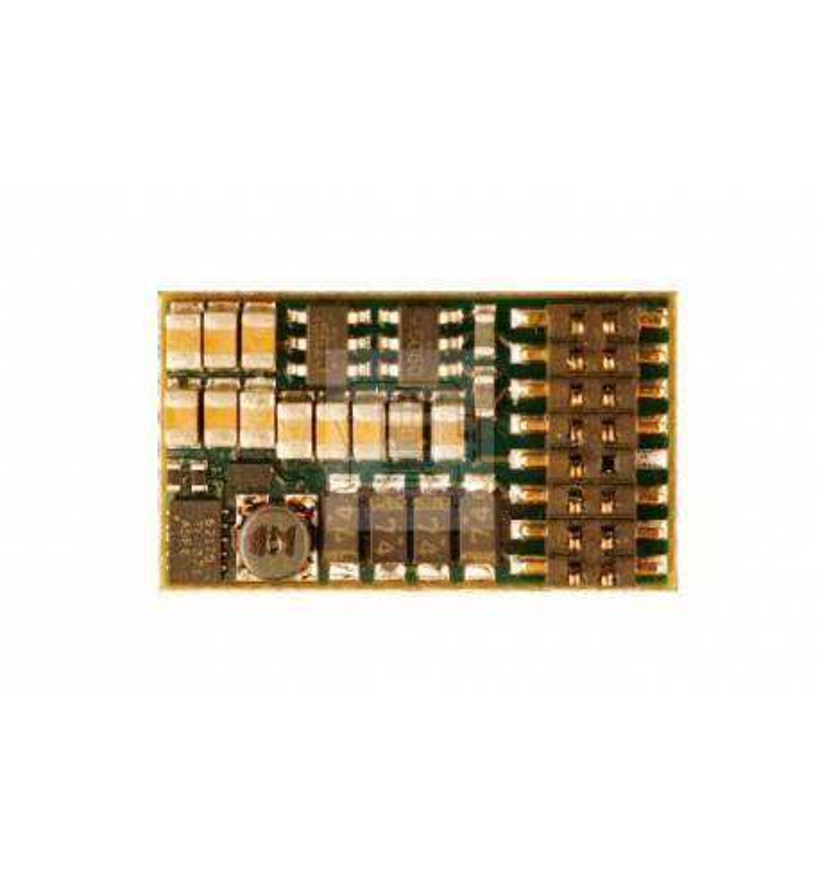 D&H SD16 - Dekoder jazdy i dźwięku DCC/SX/MM PluX16 16-pin
