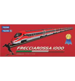 """ACME AC70200 - Set Frecciarossa 1000 """"Pietro Mennea"""""""