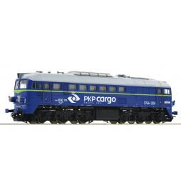 """Roco 73778 - Lokomotywa spalinowa ST44 PKP Cargo """"Gagarin"""""""