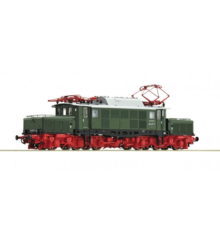 Roco 73363 - Lokomotywa elektryczna BR 254 DR, DCC z dźwiękiem