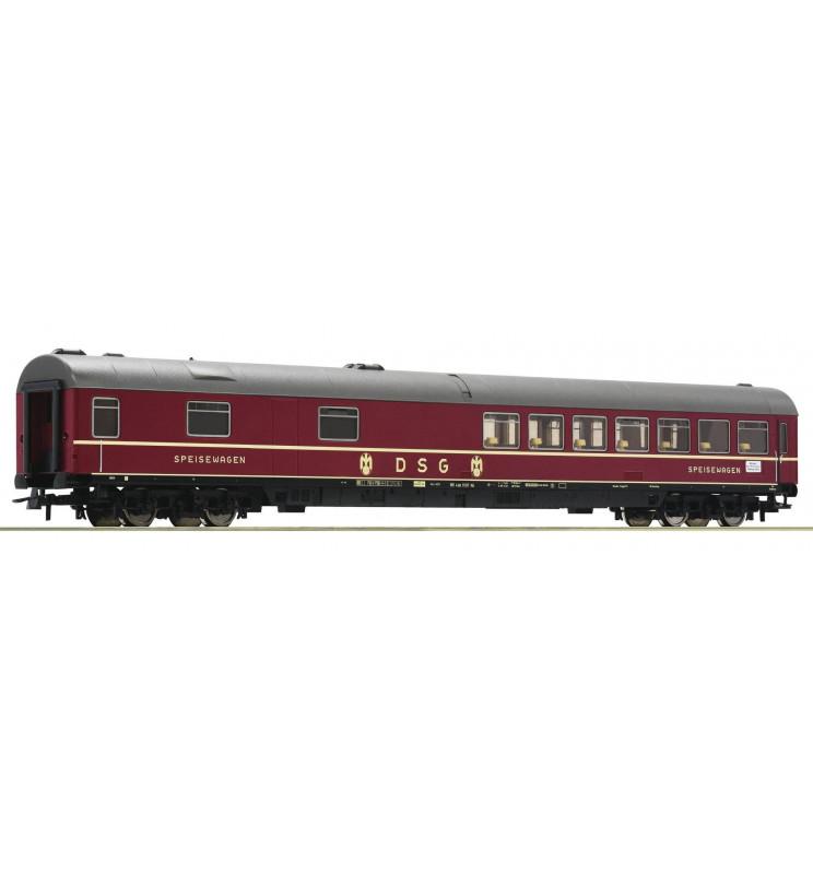Roco 54453 - Wagon restauracyjny DB / DSG