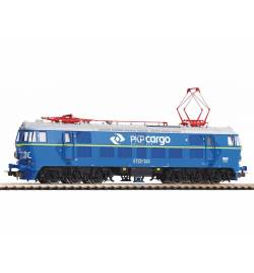 Piko 96334 - Lokomotywa ET22-243 PKP Cargo z dekoderem dźwiękowym ZIMO oraz światłami E1 i kondensatorem UPS