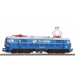 Piko 96334 - Lokomotywa ET22-243 PKP Cargo z dekoderem jazdy i oświetlenia ZIMO MX637P22 + światła PKP + UPS