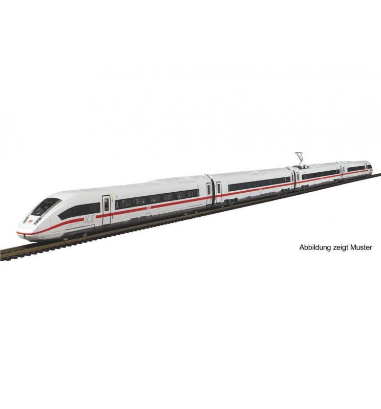Piko 51402 - Model szybkiego pociągu (4 człony) BR 412 / ICE 4 DB AG, ep.VI, DCC z dźwiękiem i oświetleniem wewnętrznym