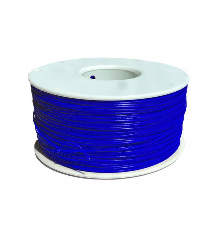 Digikeijs DR60370 - Cienki i elastyczny przewód do dekoderów, AWG30 0,21mm/0,58mm, NIEBIESKI 1m