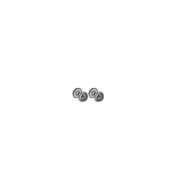 PIKO ET52860-35 Zestawy kołowe bez zębatki i bez gumek przyczepnościowych do SU46-039